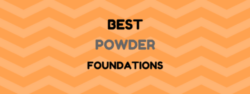 The Best Powder Foundations That Your Skin Will Love!