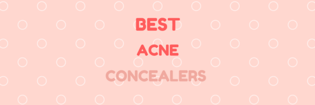 Best Acne Concealers For A Clear Complexion