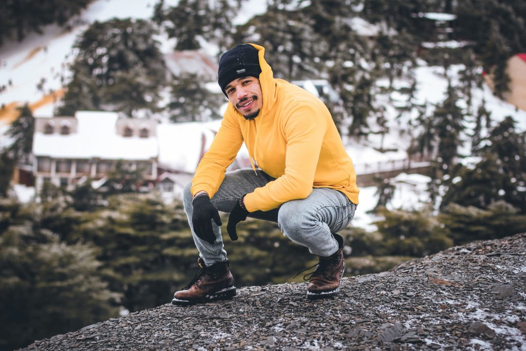 man-with-yellow-hoodie